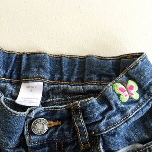 Carter's jeans Size 6